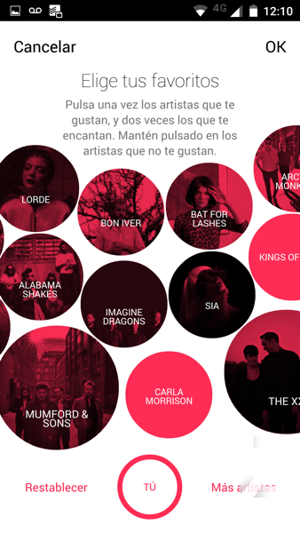 Apple Music en Android 2