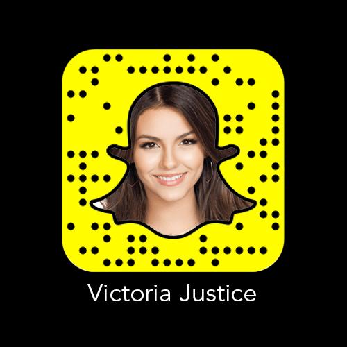 VictoriaJustice_snapchat_Username