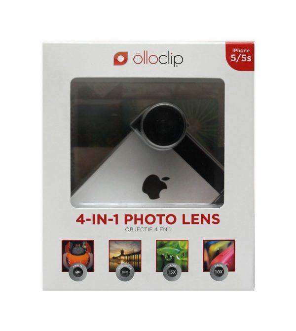 Lentes Olloclip para iPhone SE