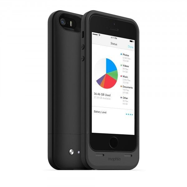 Mophie Space Pack para iPhone 5/5S