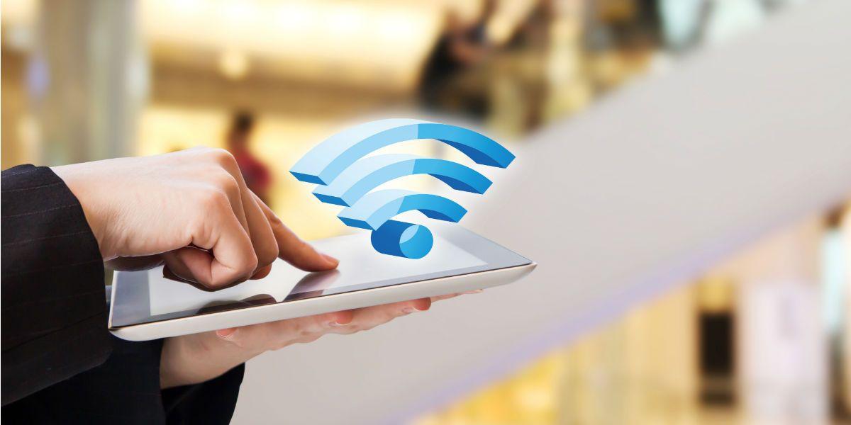 mejorar la señal WiFi. vivir viajando