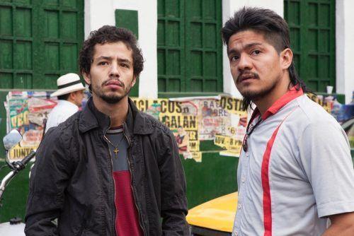 actores mexicanos en Narcos