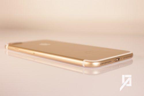 Altavoces estéreo en el iPhone 7 Plus
