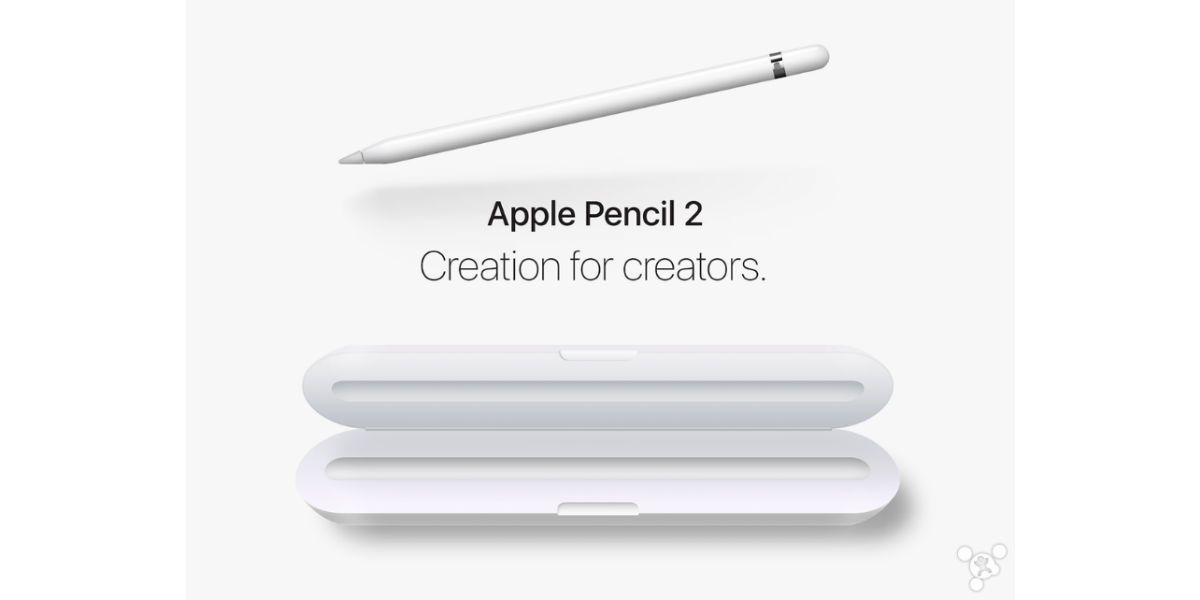 nuevo apple pencll 2