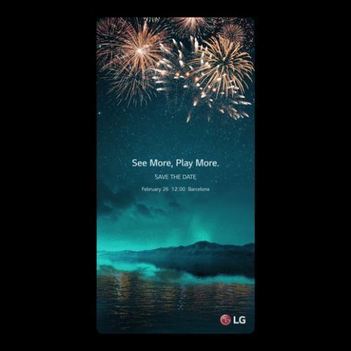 LG en el Mobile World Congress 2017