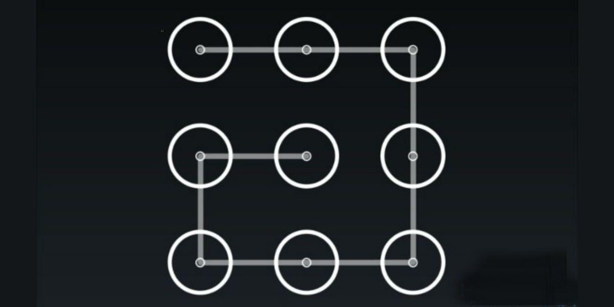 patrón de bloqueo en android