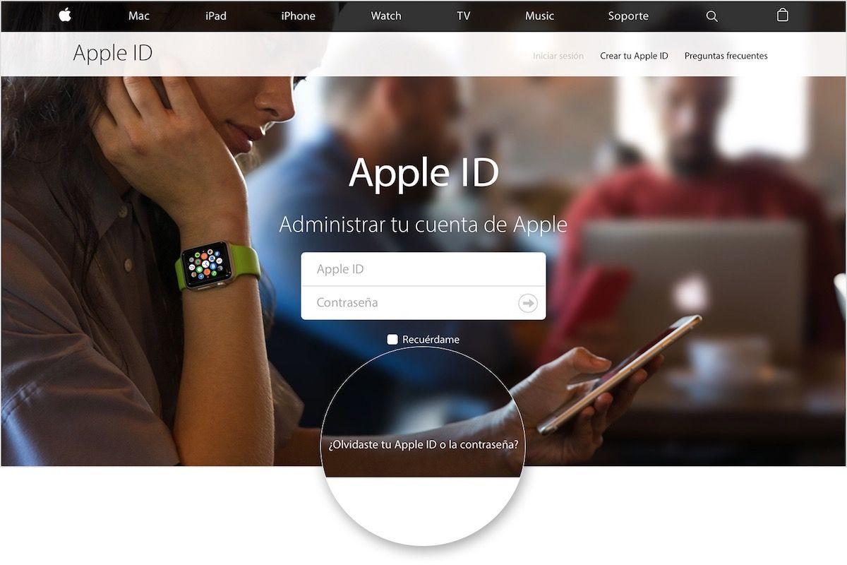 Olvide Mi Id De Apple En Esta Guía Te Decimos Cómo