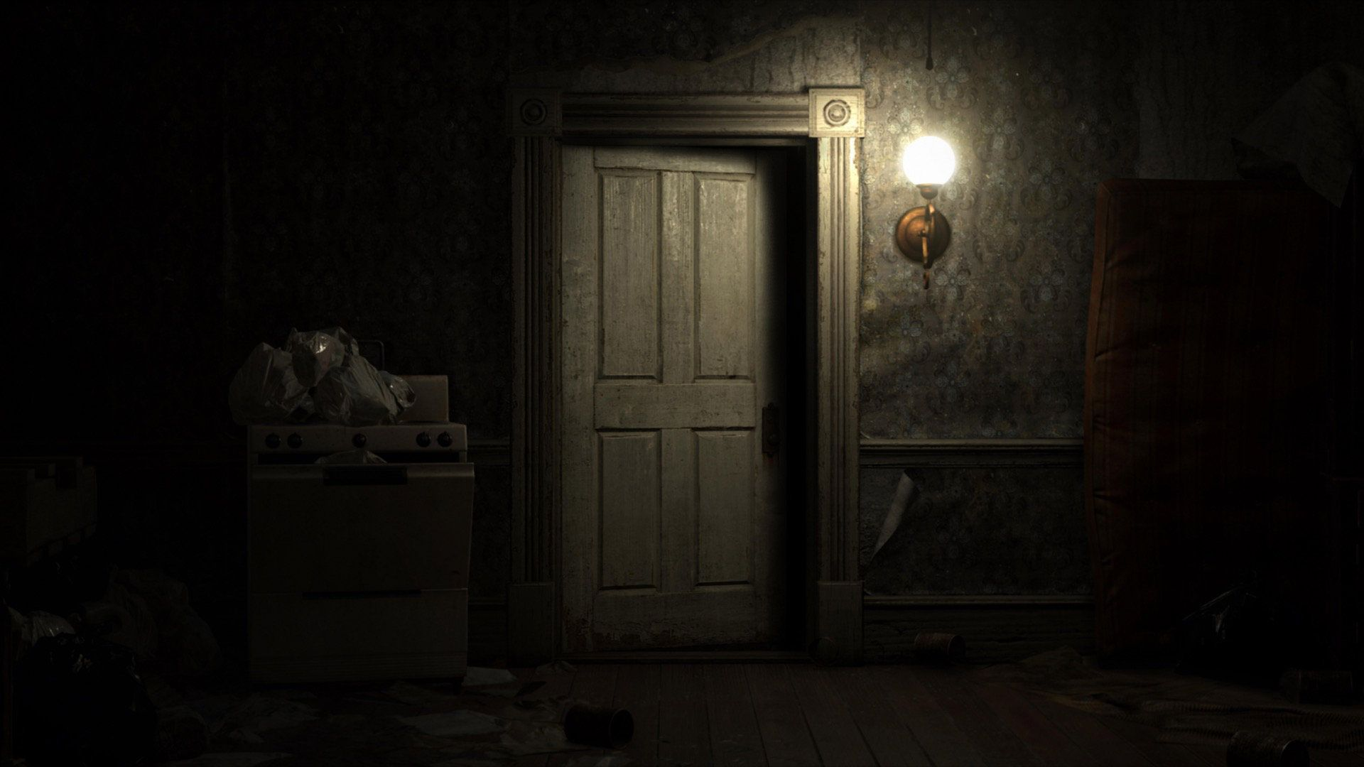 resident evil 7 reseña