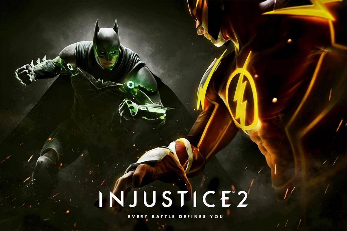 Injustice 2 en México