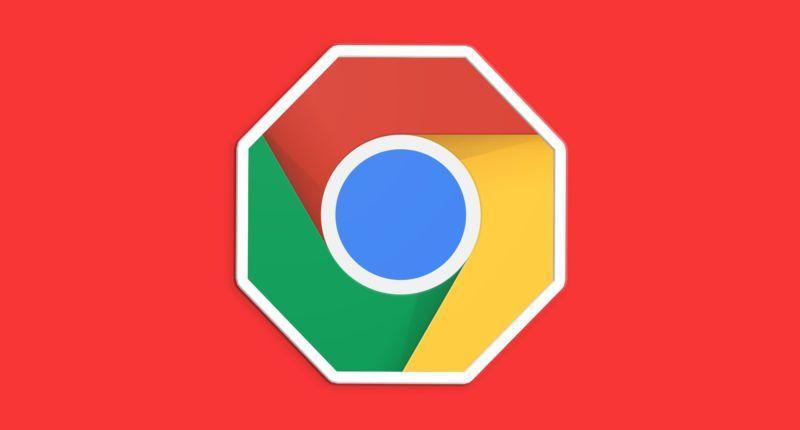 google bloquea anuncios