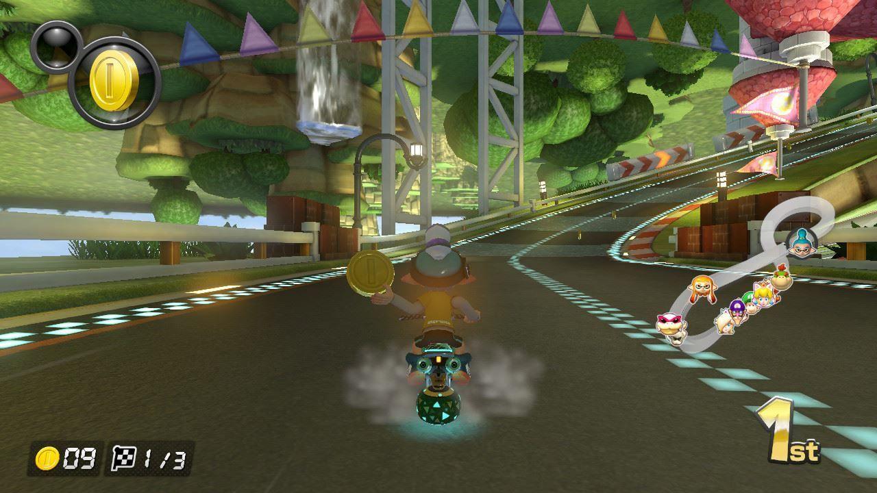 trucos Mario Kart 8