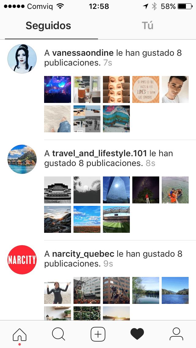 Tips y trucos de Instagram. Trucos de Instagram 2017. Como poner espacios en Instagram. Como centrar texto en Instagram. Trucos de Instagram Stories.