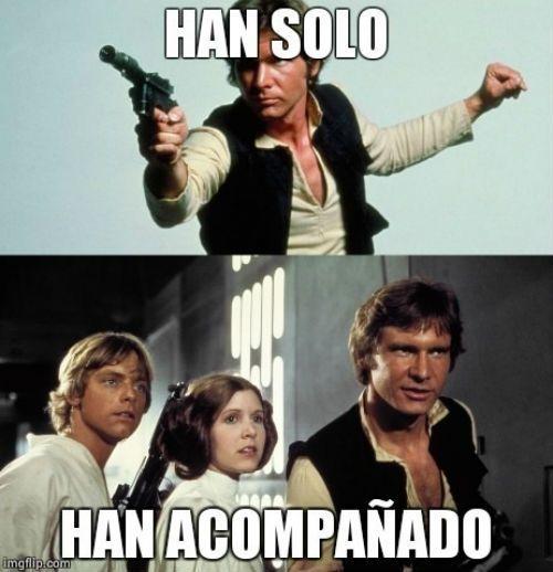 memes de Star Wars en español latino
