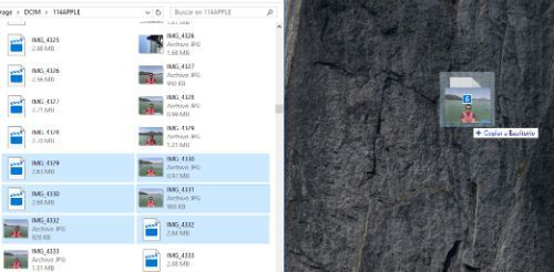 pasar fotos de iphone pc a windows 10 sin itunes