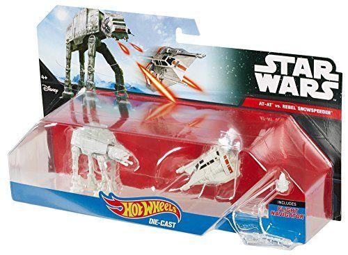 hot wheels star wars naves