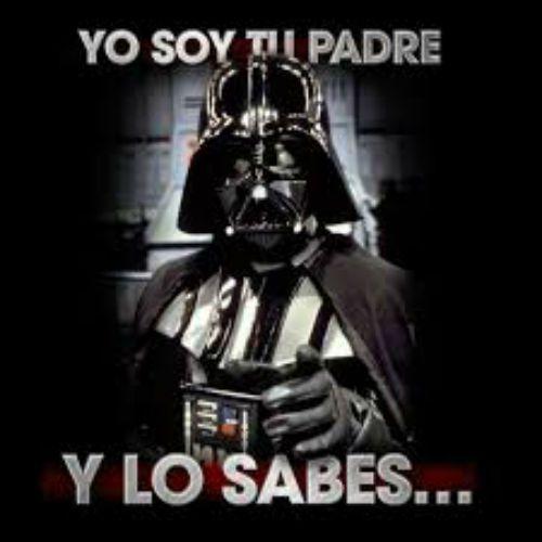 Mi Colección de Memes de Star Wars en Español.
