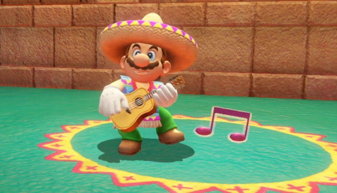 Super Mario Mexicano