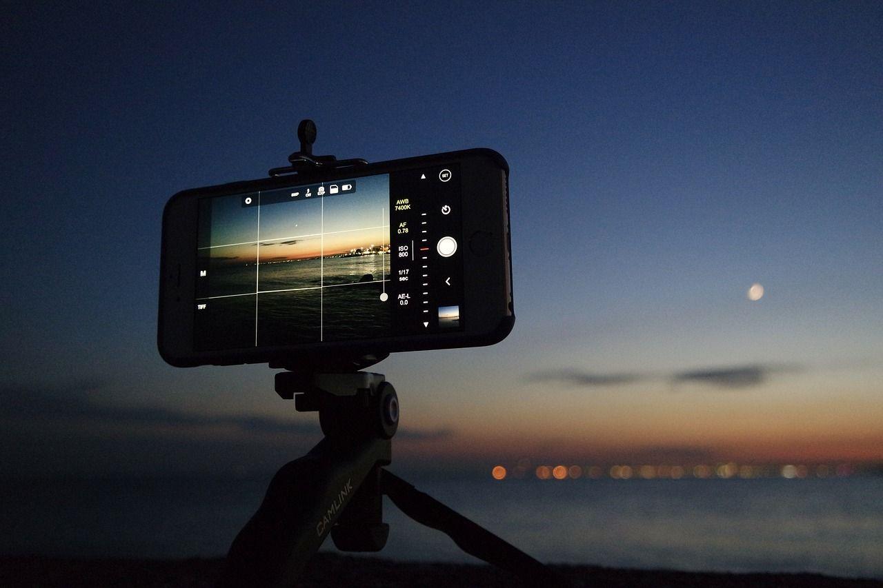 grabar video en iPhone