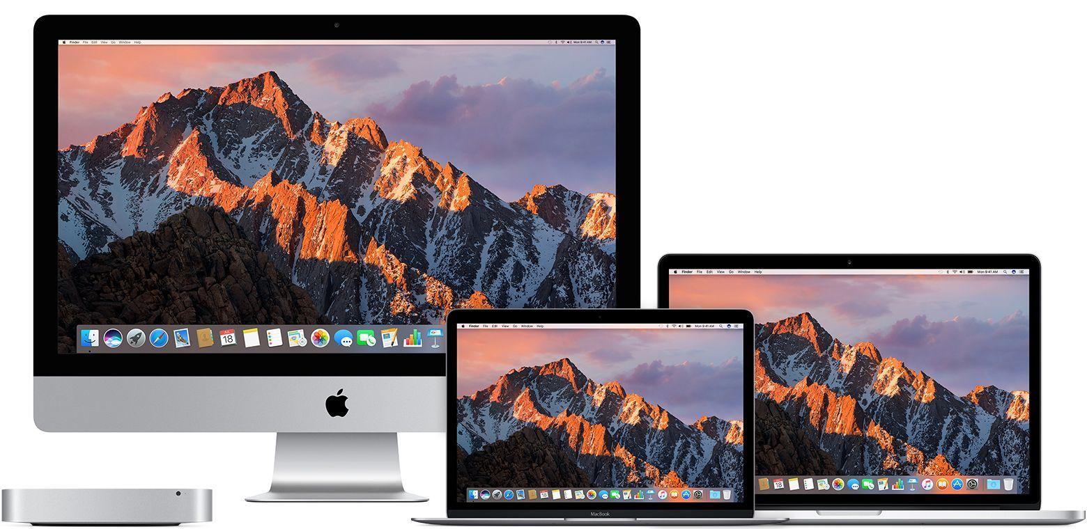 Siri en macOS Sierra
