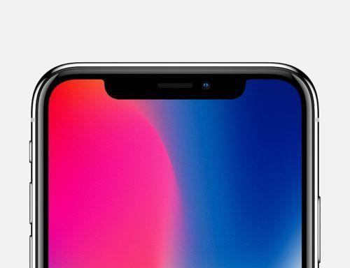 características del iPhone X