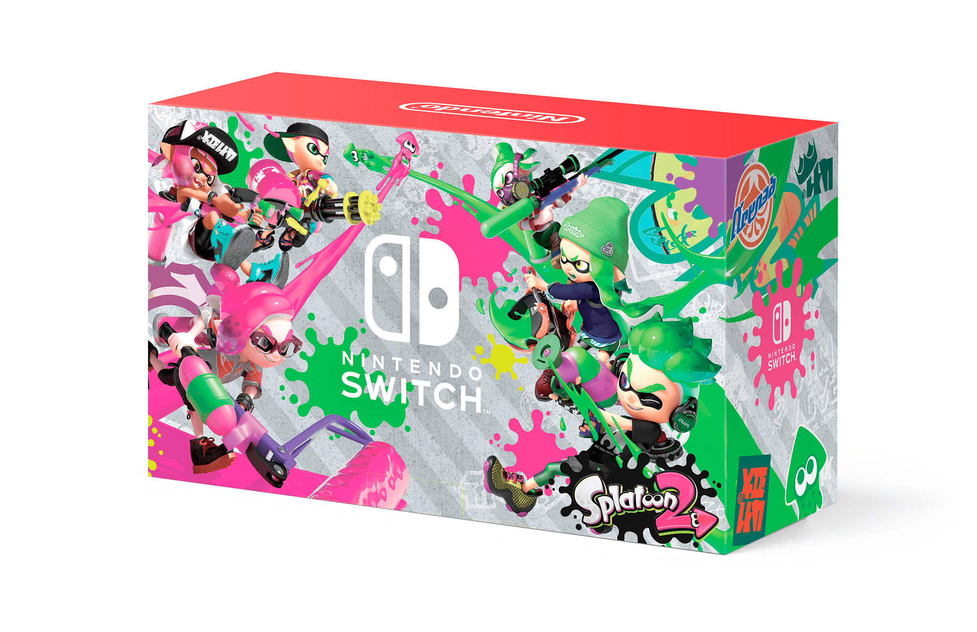 Nintendo Switch Edición Especial