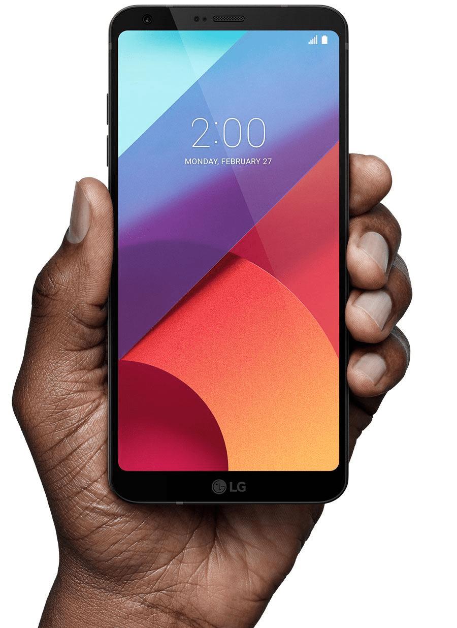 LG G6 en el Buen Fin