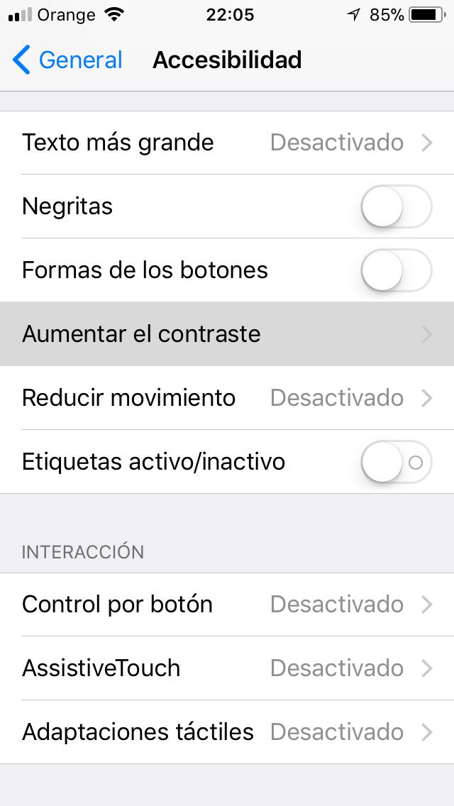 iphone lento