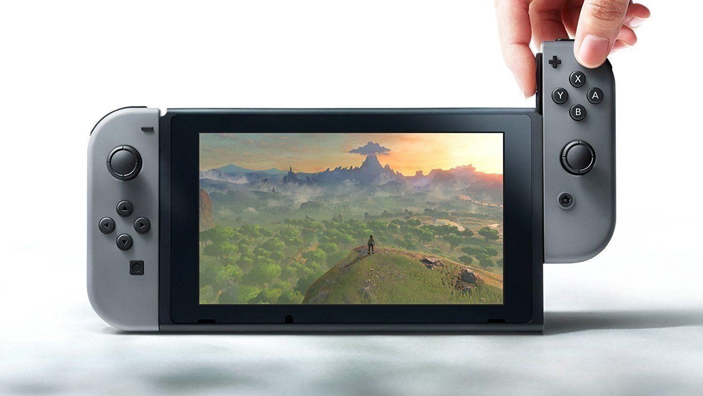 Nintendo Switch. Consola del año.