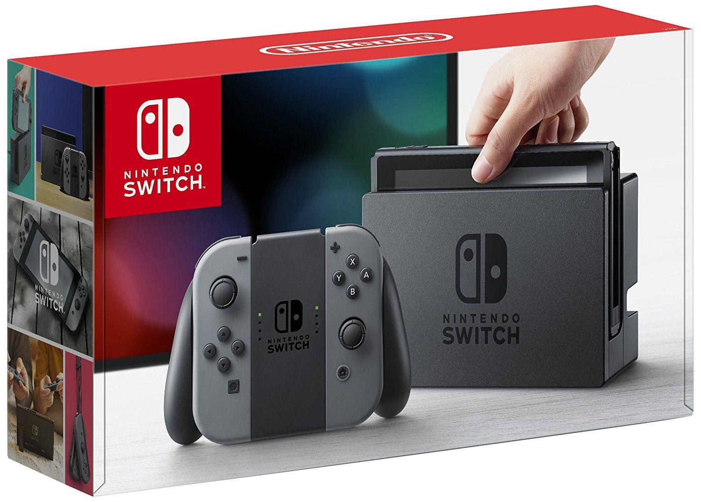 Nintendo Switch. consola del año