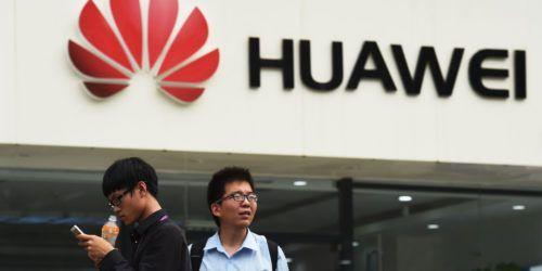 Huawei en el CES 2018