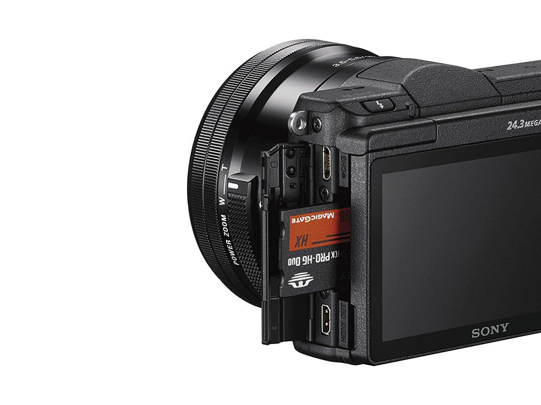 cámara compacta α5100