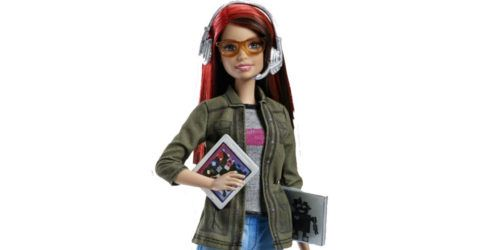barbie programadora / cursos de programación para niños