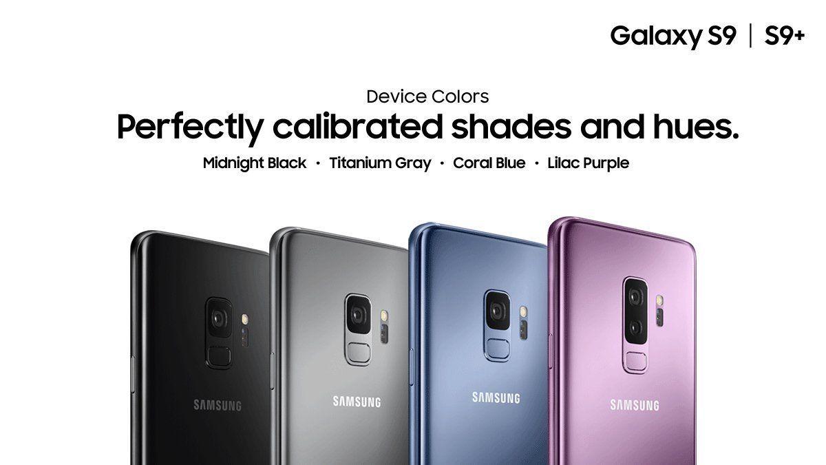 nuevo galaxy s9