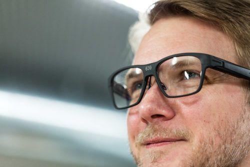 lentes de realidad aumentada de intel